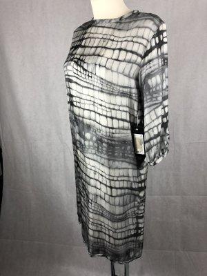 Strenesse Midi Dress multicolored silk