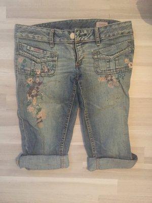 NEU +++ seltene Jeans HERRLICHER ++ only Hose Shorts rockabilly + NEU