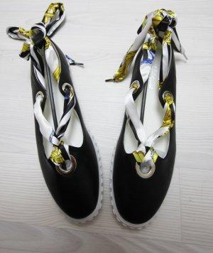 NEU SERGIO TODZI Sommer Schuhe mit Band zum binden