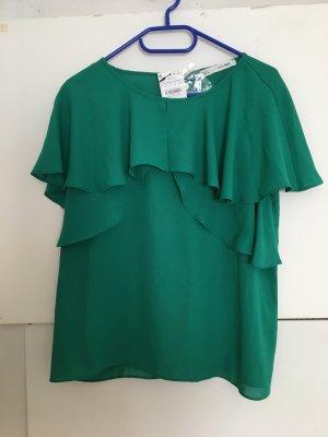 NEU Sfera Bluse grün L