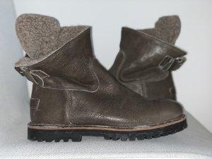 NEU Shabbies Amsterdam Lammfell Stiefel Größe 38/39