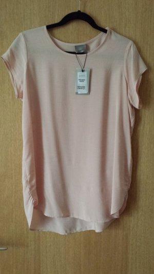 NEU Shirt Bluse T-Shirt rosé