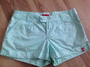 Esprit Short Trousers light blue-turquoise