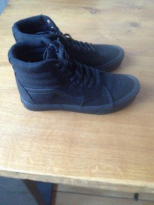 NEU: SK8-HI LITE - Sneaker high - black