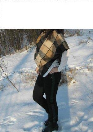 Neu! Skinny Hose mit Reißverschluss hinten, schwarz, Gr. XS