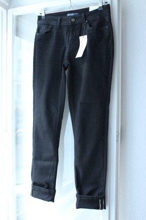 *NEU* Skinny Jeans Zara, Selvedge Style Gr. 38