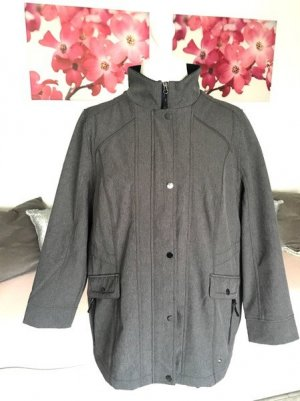 Yessica Veste softshell gris polyester