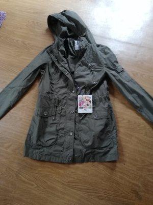 AJC Between-Seasons Jacket khaki