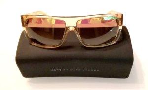 NEU - Sonnenbrille mit Etui - teilverspiegelt - Marc by Marc Jacobs