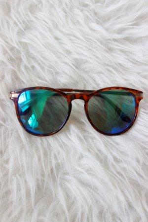 NEU! Sonnenbrille mit getönten Gläsern H&M Blogger