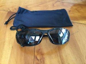 NEU! Sonnenbrille Sportbrille schwarz