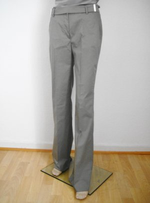 St. emile Marlene Trousers khaki-light grey cotton