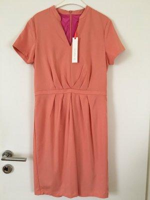 NEU St-Martins Kleid lachs abricot Gr 38
