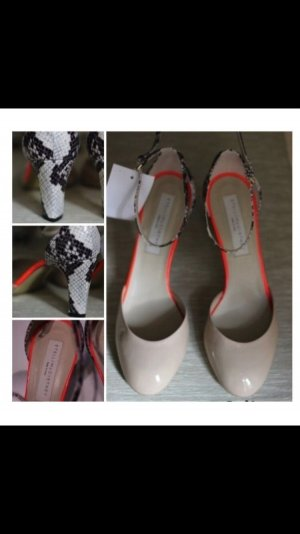 NEU stella mccartney Designer Pumps Gr. 39 UVP 400€