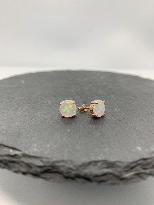 Neu Sterling silber 925 opal ohrstecker
