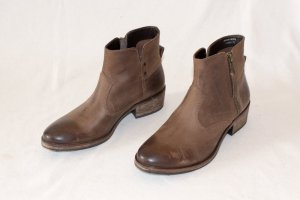 Neu* Stiefeletten/Chelsea-Boots von Esprit, braun, Echtleder - Gr. 36/37
