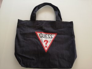 Guess Canvas Bag multicolored