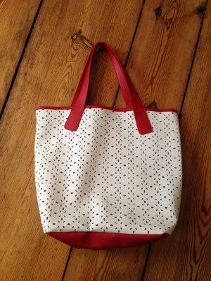 Neu: Strandtasche mit passendem Kosmetiktäschchen