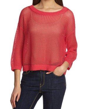 NEU Strenesse Blue Damen Netz-Pullover Pink Gr.40 LP 129 €uro Mit Etikett