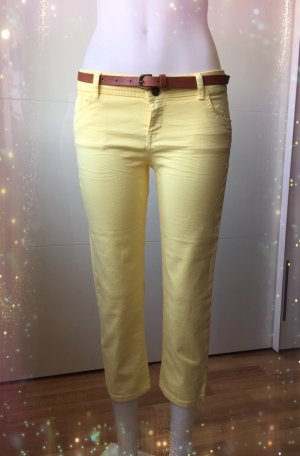 Promod Jeans a 7/8 giallo