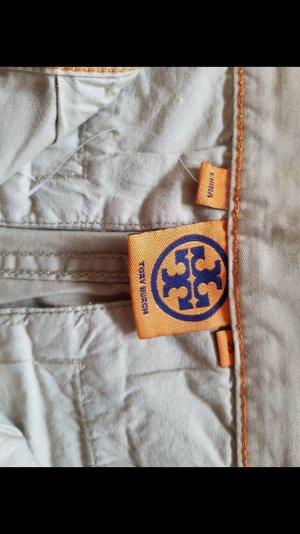 Neu süße Hose in Größe 25  Tory Burch sandfarben mit seitlichen streifen