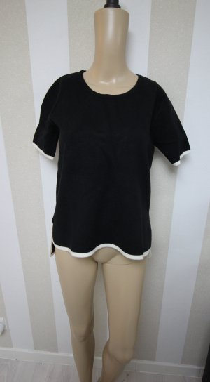 Zara Shirt black-white