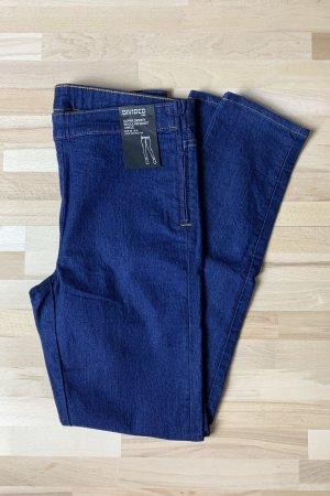NEU Super Skinny Jeans/Jeggings Gr. 38 Ankle Length dunkelblau