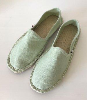 Superga Espadrille Sandals multicolored textile fiber
