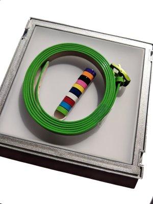 Swatch Bracelet en cuir multicolore cuir