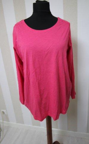 b.p.c. Bonprix Collection Jersey de cuello redondo rosa
