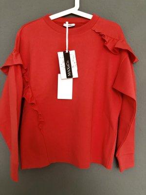 Neu! Sweatshirt von Max&Co in rot
