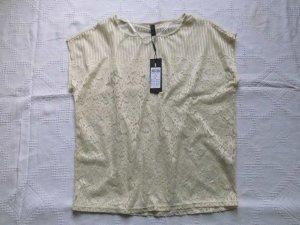 neu! T-Shirt mit Lochmuster