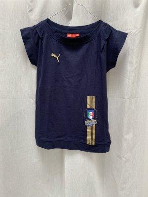 Puma Sportshirt donkerblauw