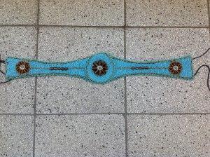 H&M Cintura vita multicolore Cotone