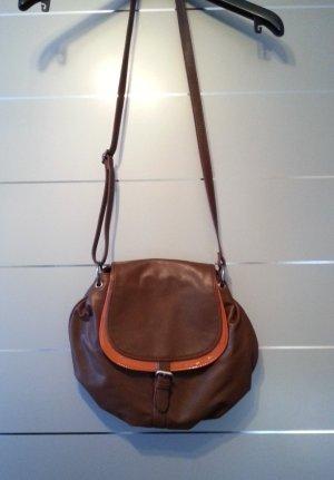 NEU! Tasche von Zara, braun und orange