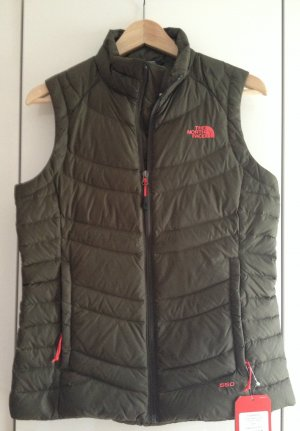NEU The North Face Weste Jacke Gr.M Grün