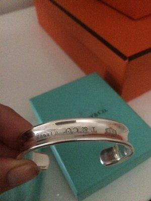 Tiffany&Co Bangle silver-colored real silver