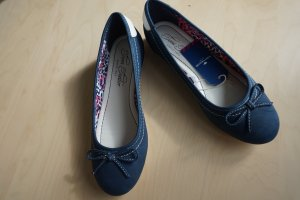 Tom Tailor Loafer blu scuro