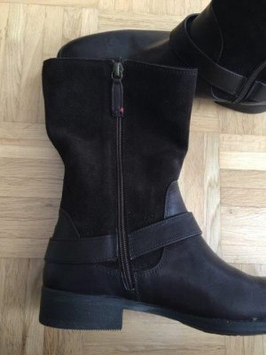 Tommy Hilfiger Short Boots dark brown