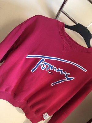Neu! Tommy Hilfiger Sweatshirts mit Logo