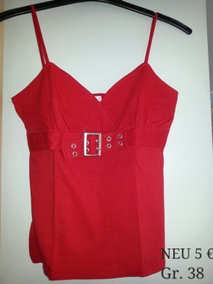 NEU Top Gr. M in rot