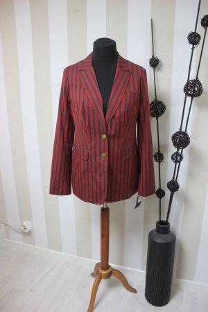 NEU TORY BURCH Blazer Jacke Business Streifen gestreift US12