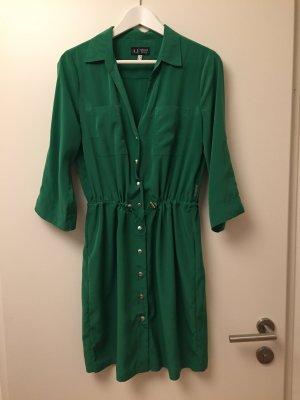 Armani Jeans Blouse Dress green