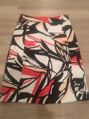 Hugo Boss Asymmetry Skirt multicolored