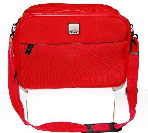 NEU - Trolley - Handgepäckkoffer - Bordtasche - Reisetasche - rot von Stratic