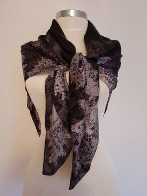 esprit collection Kerchief black-silver-colored