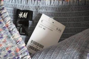 NEU! - Tupfenrock von H&M