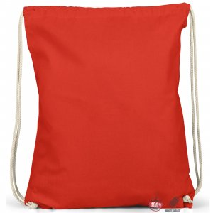 Canvas Bag red cotton