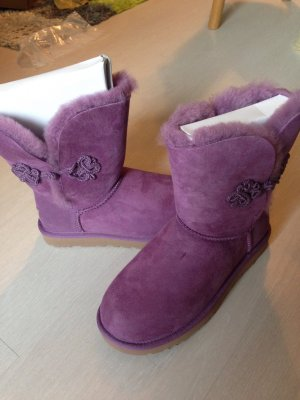 Neu UGG Boots Lila Gr 38