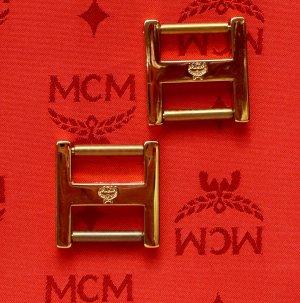 MCM Borsetta bronzo Metallo